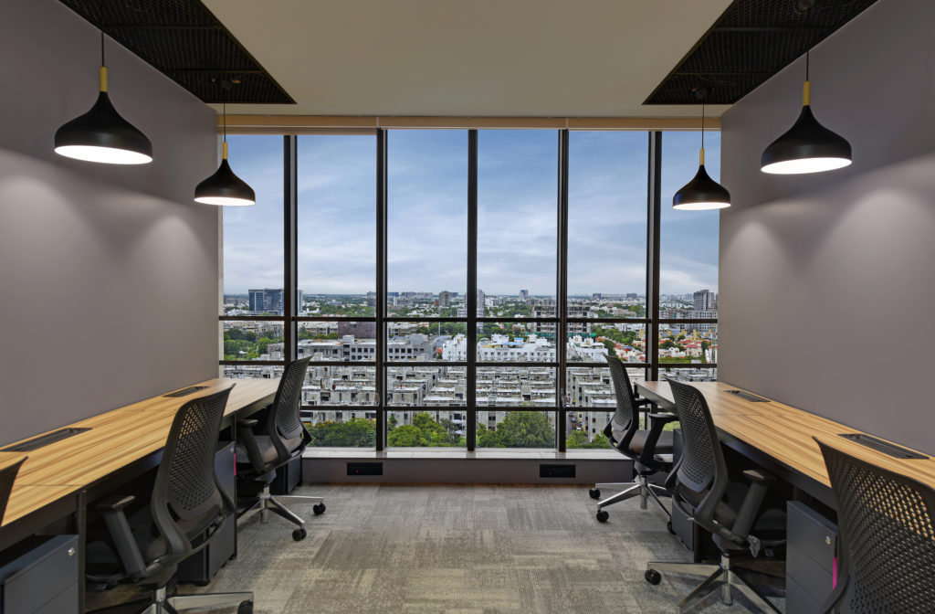 Shared Office Space in Ahmedabad, Karma Workspaces