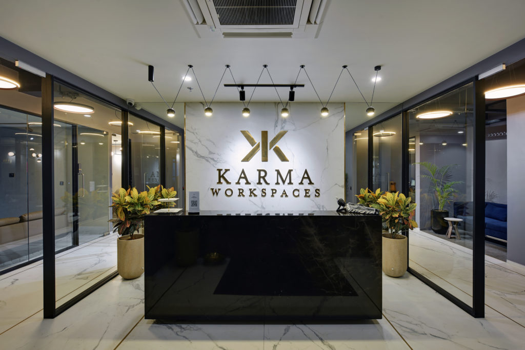 Furnished Office for Rent in Ahmedabad Karma Workspaces