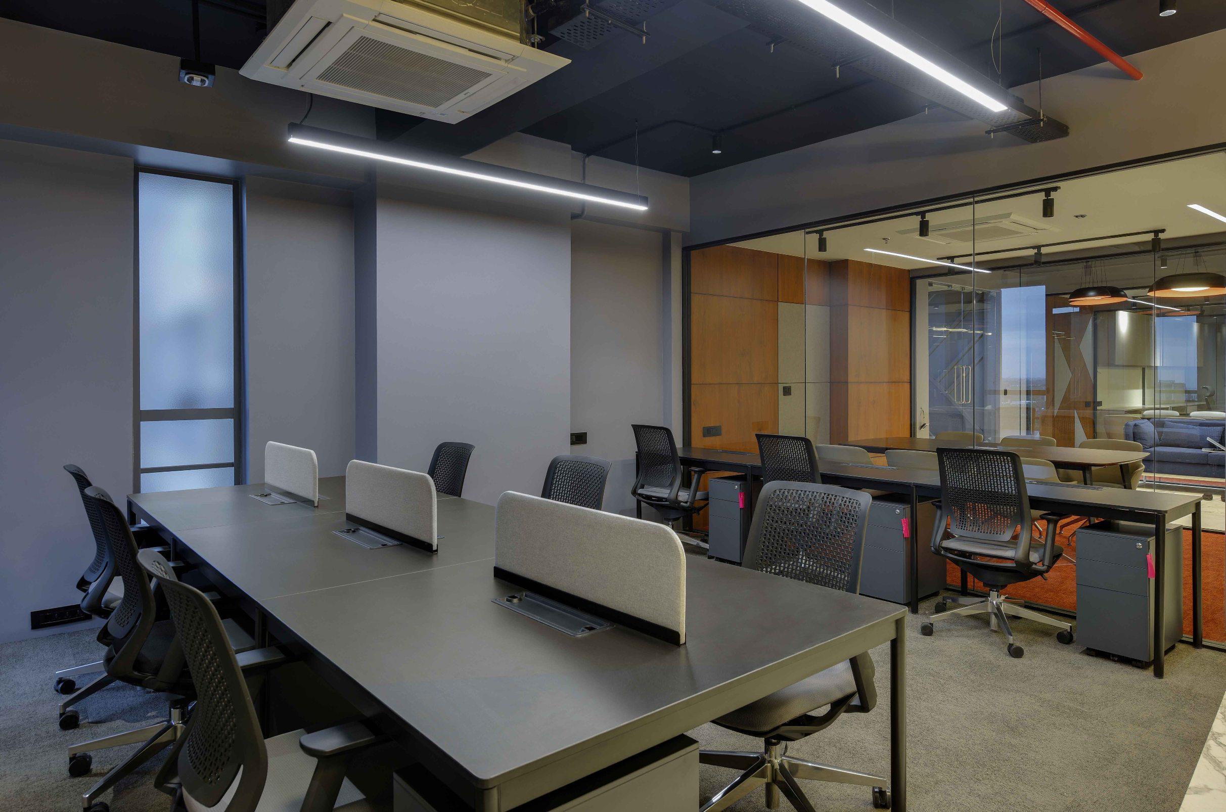 Premium Coworking Office Space Ahmedabad Karma Workspaces